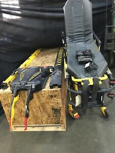 Stryker Power Pro Xt Ambulance Stretcher Cot Package Including Power Load 6390