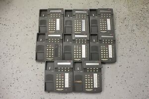 Lot Of 8 Avaya Lucent Definity Office 6408d Phones 108163924 Tilted Display