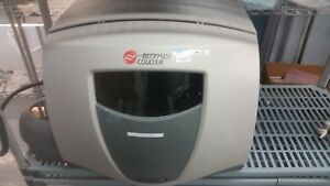 Beckman Coulter Cytomics Fc 500 Benchtop Flow Cytometer With Disks instructions
