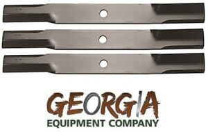 3 Usa Blades For Bush Hog Ath 720 Series 72 Cut Mowers Code 88773 Usa Made Hd