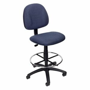 Boss B1615 Drafting Stool With Footring