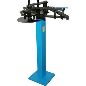 Tube Pipe Bender 2 Round Or 1 1 2 Square Tubing Includes 1 Square Die