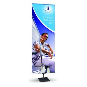 Testrite 24 In Classic Banner Stand
