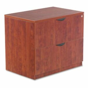 Alera Valencia Series Lateral File Cabinet 2 Drawers
