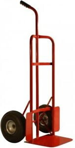 Hand Truck Milwaukee 800 Lb Pail Barrel Lifting Heavy Duty Single Handle Control