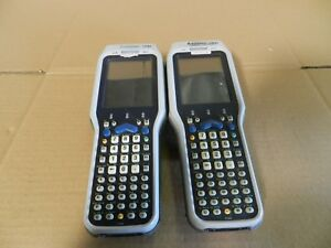 Ck31 Handheld Scanner Lot Of 2 As Is For Parts