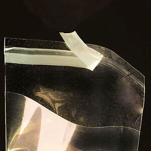400 4x6 Clear Resealable Bakery Cookie Candle Soap Poly Cello Cellophane Bags