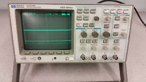 Agilent 54602b Digital Oscilloscope