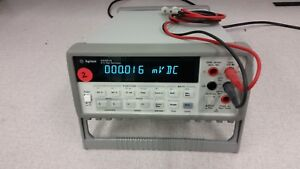 Agilent 34401a Digital Multimeter