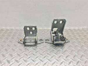 2003 Dodge Ram 1500 Passenger Rear Door Hinges Pair Oem