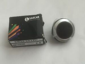 Lascar Led Voltmeter Em32 1b led Round Hole Mounting