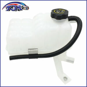 Brand New Radiator Coolant Overflow Tank For Chevy Gmc Hummer H2 Pickup Truck