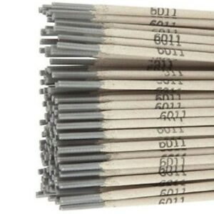 E6011 3 32 50lb Stick Electrode 6011 Welding Rod 5 Packs 10ib Each Pack