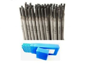 E7018 1 8 50lb Stick Electrode 7018 Welding Rod 5 Packs 10ib Each Pack v