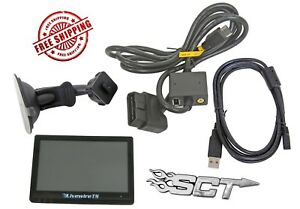 Sct Livewire 5015p Ts Tuner Programmer For Ford Powerstroke 7 3 6 0 6 4 6 7
