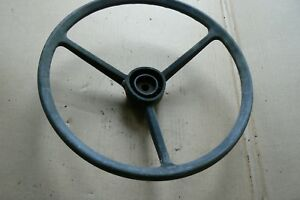 Ford Tractor 2000 3000 4000 Steering Wheel