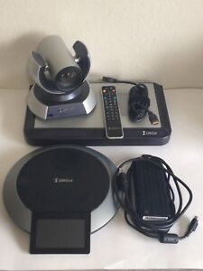 Lifesize Room 220 Hd Video Conferencing System 10x Camera 2nd Gen Phone Lfz 015