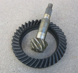 Dana 60 Ring Pinion Gears 4 10 4 11 Ratio D60 New Axle Chevy Ford