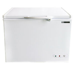 Maxx Cold 7 Cu Ft 198l Commercial Nsf Sub Zero Chest Freezer 37 8 White 115v
