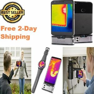 Thermal Heat Imaging Camera Android Phone Tablet Usb c See In Darkness Imager