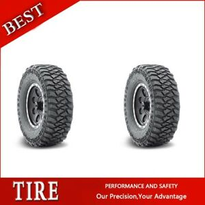 2pcs Mickey Thompson Tyres Baja Mtzp3 Lt305 65r17 Tires 305 65 17 3 Ply