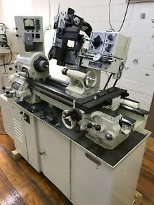 rockwell 11 Metal Lathe With True Trace Attachment