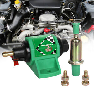 Universal Electric Fuel Transfer Booster Diesel Oil Pump 35 Gph 4 7psi 12v