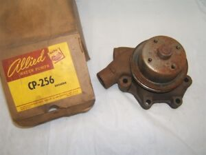 1953 1954 Chevrolet Water Pump New Usa Made
