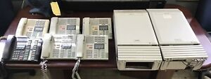 Nortel Norstar Mics Office Phone System