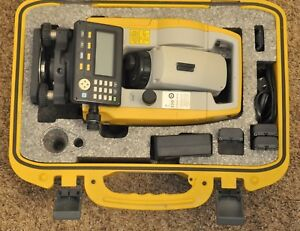 Demo Topcon Es 55 5 Second Entry Level Total Station 1012174 02