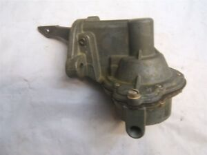 1938 1954 Dodge Plymouth Chrysler Desoto Fuel Pump 588 Stamped 9926