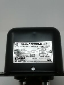 Franceformer Interchangeable Ignition Transformer 3lkj 120 60 3 Per Box