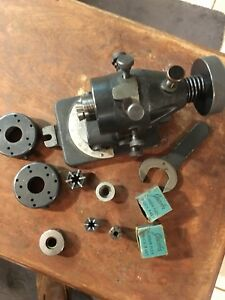 Milling Machine Indexer