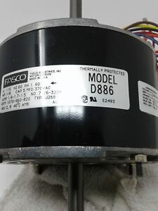 Fasco Blower Motor New Model D886
