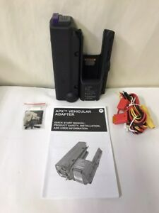 Motorola Impres Apx Vehicular Adapter Nntn8527a For Apx 6000 Apx 6000xe