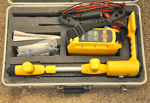 Vivax Metrotech Vm 810 Pipe Cable Locator Vm 810 Clean Complete Kit