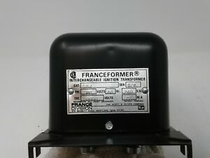 Franceformer Interchangeable Ignition Transformer 3lkj 120 60 New