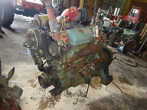 Detroit Diesel 6v71 Engine Complete Core 71 Series Dd Industrial 6 71