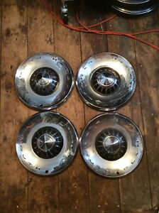 62 Plymouth Satellite Hubcaps 14