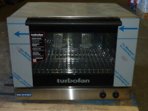 New Moffat Turbofan e28m4 Full Size Electric Countertop Convection Oven