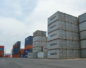 20 dc shipping Storage Conex Containers In Houston Tx