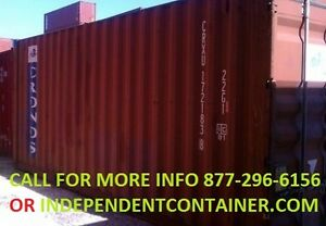 20 Cargo Container Shipping Container Storage Container In Miami Fl
