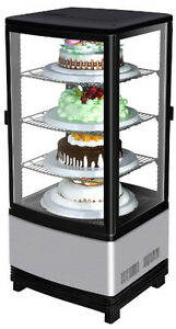 Turbo Air Crt 77 2r Refrigerated Countertop Pass through Display Case