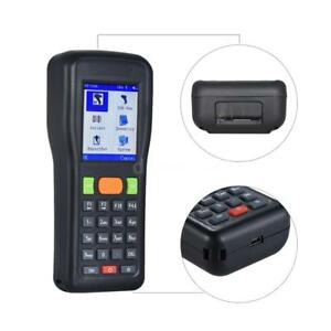 Wireless Pdt 1d Barcode Collector Scanner Data Terminal Inventory Device K7j7