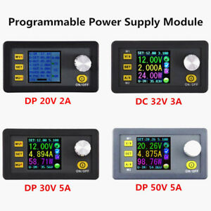 Dp50v5a Dp30v5a Lcd Constant Voltage Current Programmable Power Supply Module