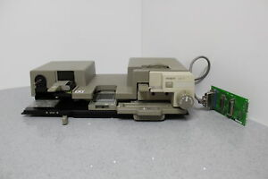 Minolta Uc 1 16mm Or 35mm Microfiche Film Reader W parallel Card Incl Free S