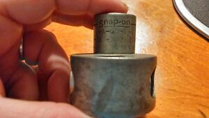 Snap On A50 1 2 Inch Drive 7 16 1 2 5 16 3 8 Stud Remover Installer