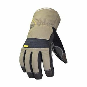 Waterproof Winter Xt 200 Gram Thinsulate Waterproof Glove Gray And Black Xl