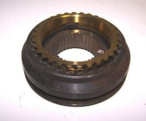 Saginaw 4 Speed Transmission 3 4 Syncro Assembly With New Brass