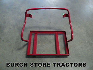 New Deluxe Seat Frame For Farmall Or International Cub And Cub Loboy Tractors